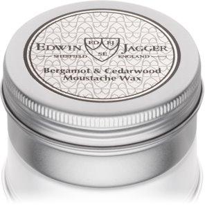 Edwin Jagger Bergamot & Cedarwood wosk do wąsów