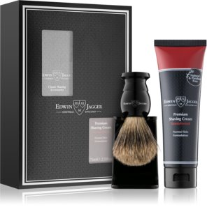 Edwin Jagger Sandalwood Shaving Kit I. (For Normal Skin) for Men