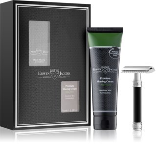 Edwin Jagger Aloe Vera Shaving Kit I. (With Aloe Vera) for Men