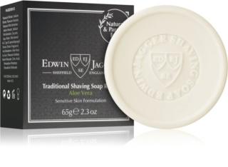 Edwin Jagger Aloe Vera mýdlo na holení náhradní náplň