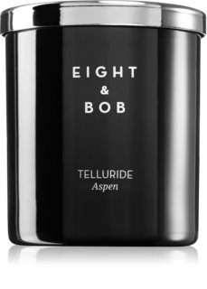 Eight & Bob Telluride bougie parfumée (Aspen)