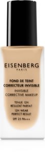 Eisenberg Le Maquillage Fond De Teint Correcteur Invisible make-up pro přirozený vzhled SPF 25