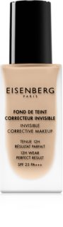 Eisenberg Le Maquillage Fond De Teint Correcteur Invisible fondotinta per un look naturale SPF 25