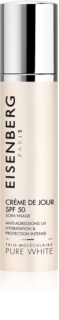 Eisenberg Pure White Crème de Jour SPF 50 Moisturizing and Protecting Day Cream SPF 50+