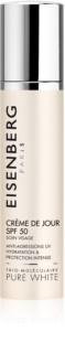 Eisenberg Pure White Crème de Jour SPF 50 Hydraterende en Bescherming Dagcrème  SPF 50+