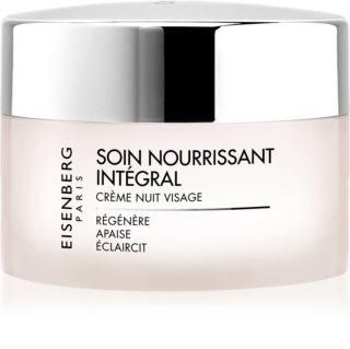 Eisenberg Pure White Soin Nourrissant Intégral nočný vyživujúci a rozjasňujúci krém