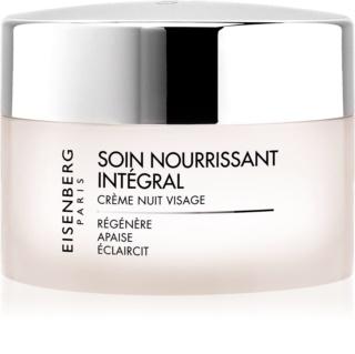 Eisenberg Pure White Soin Nourrissant Intégral crema de noche nutritiva e iluminadora