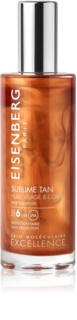 Eisenberg Sublime Tan Huile Visage & Corps Sun Oil for  Face and Body SPF 6