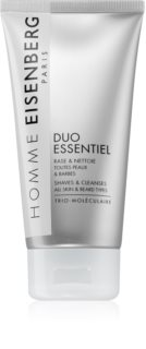 Eisenberg Homme Duo Essentiel Shaving Gel And Cleansing Gel 2 in 1