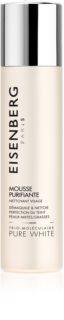 Eisenberg Pure White Mousse Purifiante aufhellender Reinigungsschaum gegen Pigmentflecken