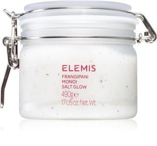 Elemis Body Exotics Frangipani Monoi Salt Glow