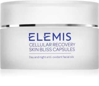 Elemis Advanced Skincare Cellular Recovery Skin Bliss Capsules антиоксидантно масло за лице  за дневна и нощна употреба в капсули
