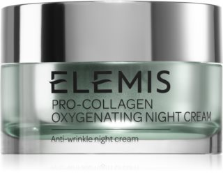 Elemis Pro-Collagen Oxygenating Night Cream Night Cream with Anti-Wrinkle Effect