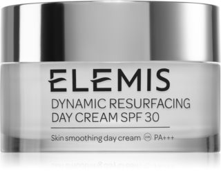 Elemis Dynamic Resurfacing Day Cream SPF 30 nappali kisimító krém SPF 30