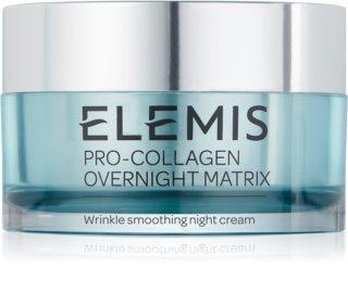 Elemis Pro-Collagen Overnight Matrix protivráskový noční krém