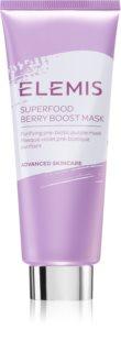 Elemis Superfood Berry Boost Mask матуюча очищуюча маска  глибокої дії