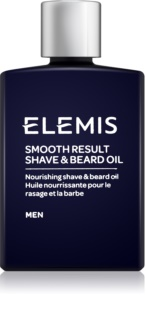Elemis Men Smooth Result Shave & Beard Oil масло для бритья и бороды