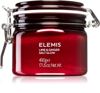 Elemis Body Exotics Lime and Ginger Salt Glow