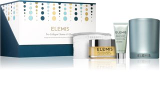 Elemis Pro-Collagen Cleanse & Glow Cosmetic Set for Women