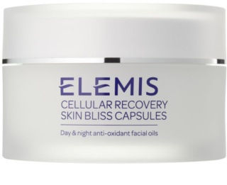 Elemis Advanced Skincare Day and night anti-oxidant facial oils In Capsules