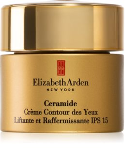 Elizabeth Arden Ceramide Lift and Firm Eye Cream crème liftante yeux SPF 15