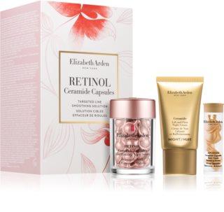 Elizabeth Arden Retinol Ceramide Capsules Line Erasing Night Serum lote cosmético I. para mujer