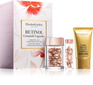 Elizabeth Arden Ceramide Retinol Capsules косметический набор I. для женщин