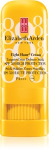 Elizabeth Arden Eight Hour Cream Targeted Sun Defence Stick soin local protection solaire SPF 50