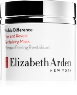 Elizabeth Arden Visible Difference Peel & Reveal Revitalizing Mask maschera esfoliante peel-off effetto rivitalizzante