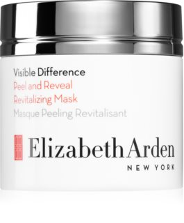 Elizabeth Arden Visible Difference Peel & Reveal Revitalizing Mask rewitalizująca maseczka typu peel-off