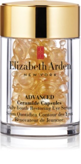 Elizabeth Arden Ceramide Advanced Daily Youth Restoring Eye Serum sérum yeux en capsules
