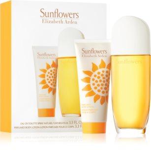 Elizabeth Arden Sunflowers darilni set II. za ženske