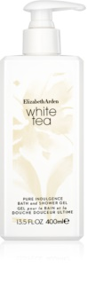 Elizabeth Arden White Tea Pure Indulgence Bath and Shower Gel sprchový gel pro ženy