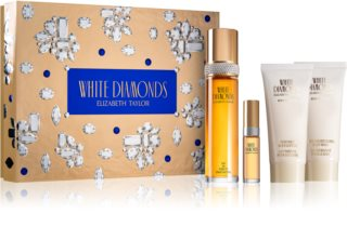 Elizabeth Taylor White Diamonds poklon set V. za žene