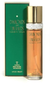 Elizabeth Taylor Diamonds and Emeralds eau de toilette pour femme
