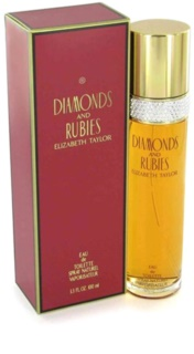 Elizabeth Taylor Diamonds and Rubies eau de toilette para mujer