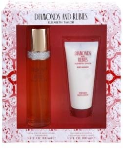 Elizabeth Taylor Diamonds and Rubies Gift Set I.