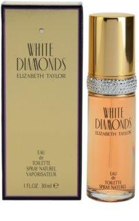 Elizabeth Taylor White Diamonds Eau de Toilette για γυναίκες