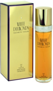 Elizabeth Taylor White Diamonds eau de toillete για γυναίκες