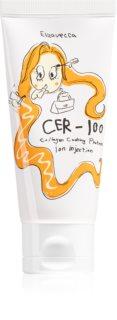 Elizavecca Cer-100 Collagen Coating Protein Ion Injection Kollagenvätska för glansigt och mjukt hår