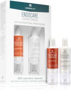 Endocare Expert Drops Uppljusande serum för jämn hudton