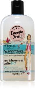 Energie Fruit Coconut gel de duche hidratante