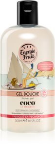 Energie Fruit Coconut gel de duche suave
