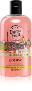 Energie Fruit Goyave jemný sprchový gel