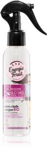 Energie Fruit Coconut óleo nutritivo  para cabelos ondulados e encaracolados