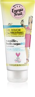 Energie Fruit Vanilla  tusfürdő gél argánolajjal