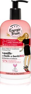 Energie Fruit Vanilla  Mask 2in1 For Colored Hair