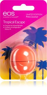 EOS Tropical Escape Pink Coconut Lippenbalsam