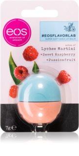 EOS Lychee Martini vlažilni balzam za ustnice