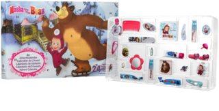 EP Line Masha and The Bear adventni koledar za otroke